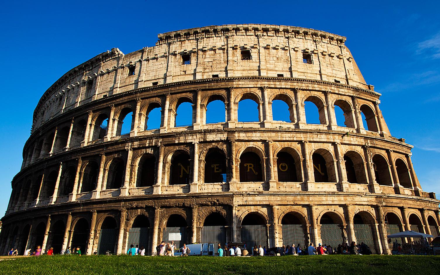 意大利罗马斗兽场+古罗马遗址广场+帕拉蒂尼山2日票 (优先通道门票
