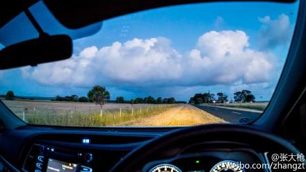 租车能看到不一样的风景