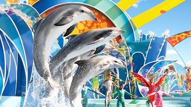 圣地亚哥海洋世界门票(全年通票/即订即用/淡季促销/扫码入园)
